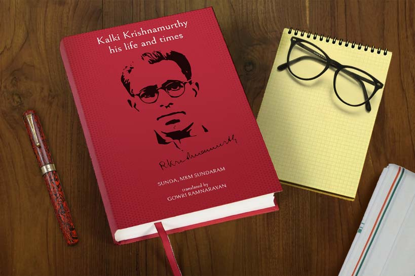 Kalki Krishnamurthy his life and times