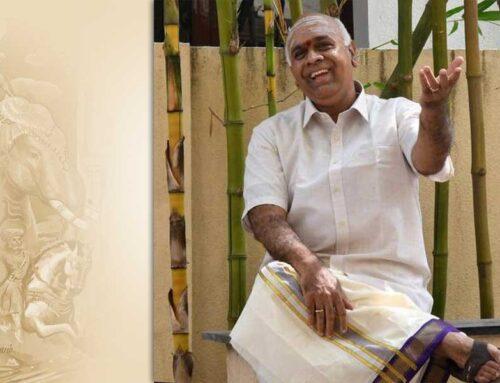 N Vijay Siva Reminisces about his Guru and Kalki Krishnamurthy